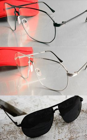 超大复古/古典眼镜