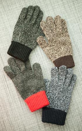 配色智能遮阳手套