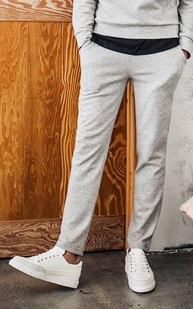 基本的运动服短裤