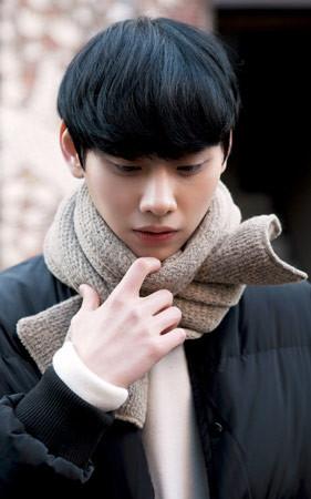 甜蜜基本围巾