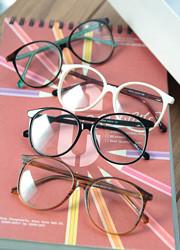 呃填充标准全部 - 黑框眼镜
