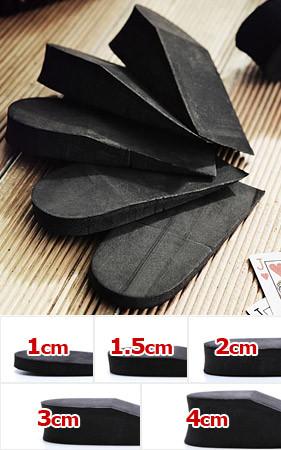 1〜4cm的增高鞋增高垫