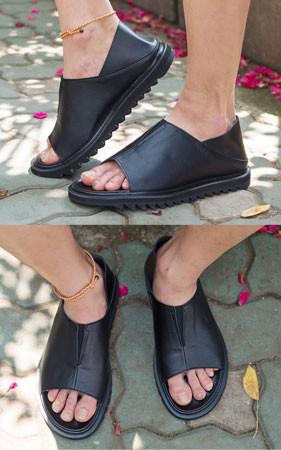 最少骡子凉鞋多