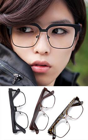 高ritseu修复框架眼镜