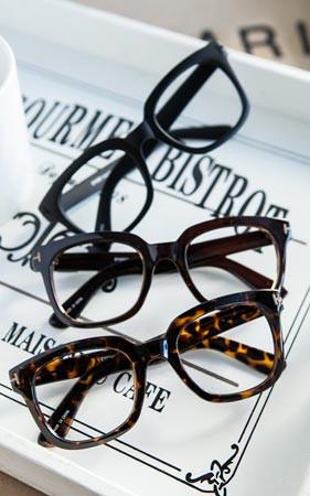无限标准全 - 黑框眼镜