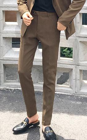 9color每日宽松长裤(可设置)
