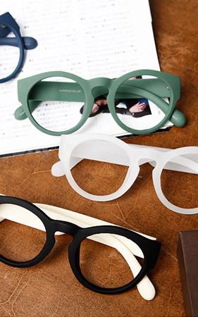道夫福特标准全部 - 黑框眼镜