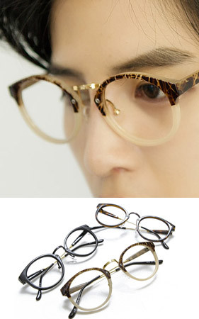 现代多伦多眼镜