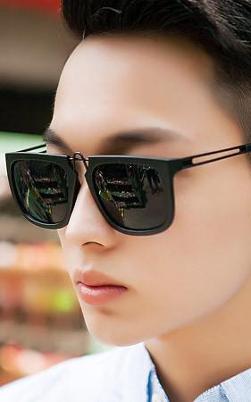 颅骨镜太阳镜/墨镜