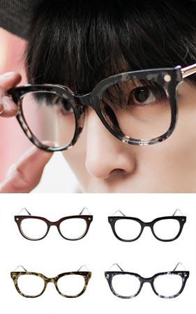 数以百万计的时尚眼镜