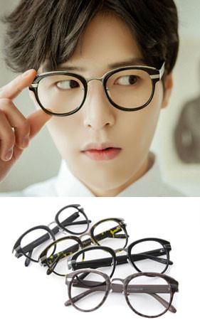 珀斯豹纹眼镜