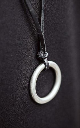 O形环简单项链