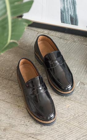 Pensi4厘米增高鞋鞋德比