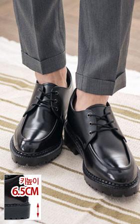 6.5厘米增高鞋贤者复古/古典鞋