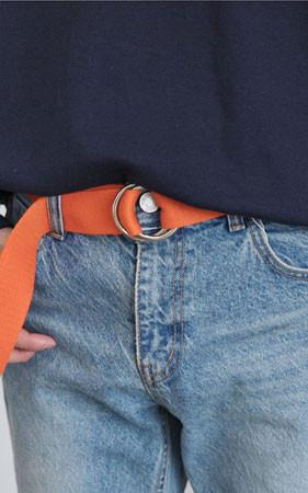 多彩的安全带环