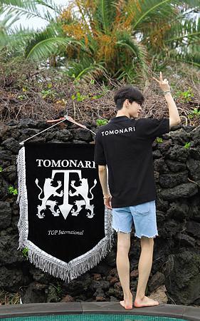TOMONARI Polo衫/保罗衫