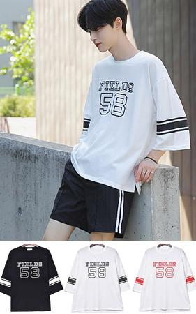 2018年日本冠军*个人复制品<br> Field松松7 7 T T恤衫