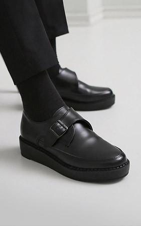 4cm增高鞋和尚鞋