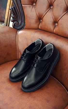 Gatsby德比鞋