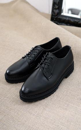 牛皮特级德比鞋