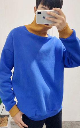 配色方案Neo Pola运动衫