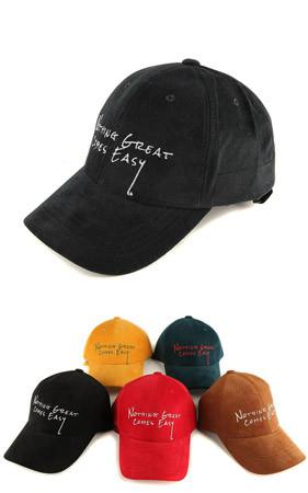 Nattting灯芯绒帽子