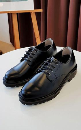 高7厘米<br>福特高帮德比鞋