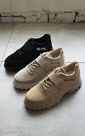 增高鞋5cm <br>半透明丑陋的胶底帆布