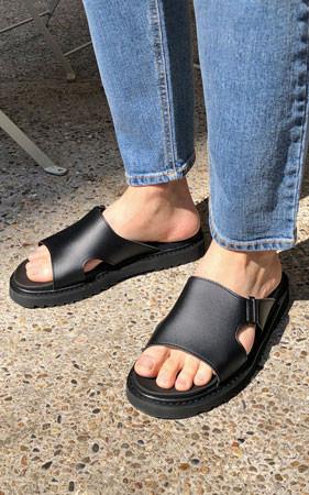 Monty皮鞋