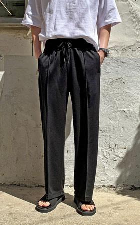 Pierce松紧带宽松长裤(可单独购买)