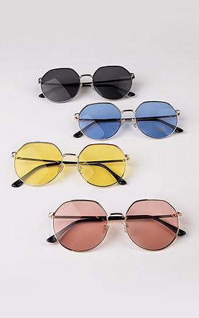 角唇太阳眼镜/刷眼镜