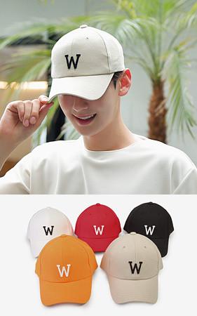 好W贴片球帽