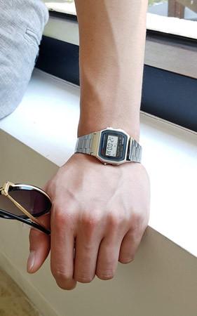 卡西欧广场手表