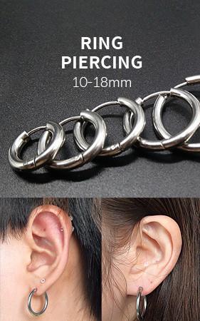 趋势指令指法耳环(10-18mm)