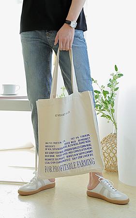 刻字挎包环保袋