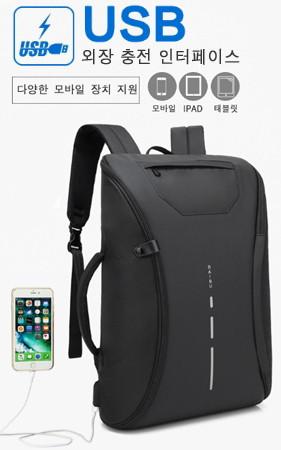 <b>防水Usb背包</b> <BR> Revolution Smart充电背包<br>早鸟预售40%