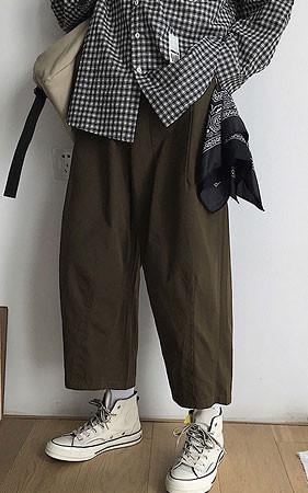早鸟预售40% <br>直线棉短裤