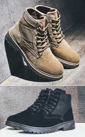 <b>游击队10,000韩元优惠3天</b> <br>复古沙漠靴子