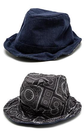 瓦基巴基骷髅图案礼帽