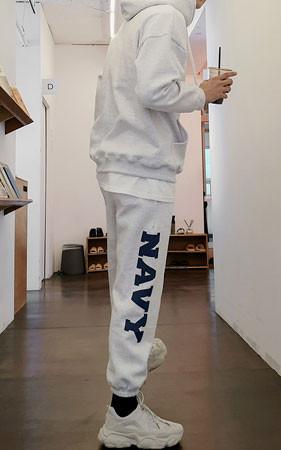深蓝色加绒运动服短裤(可用)