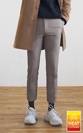 Kamton加绒宽松长裤