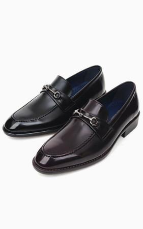 3cm增高鞋AKeep Horsebit包子鞋
