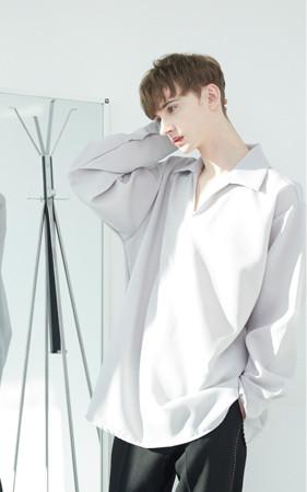 Modern Tunic宽松款款衬衫
