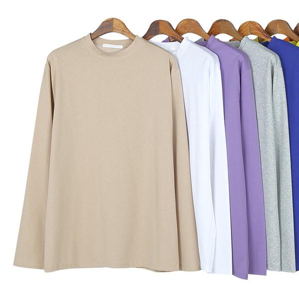 优质的Bunto基本长袖T恤
