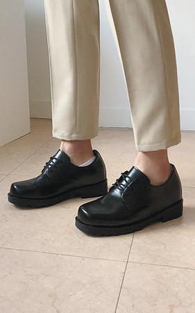 6cm Takashi Kinoe 3孔鞋