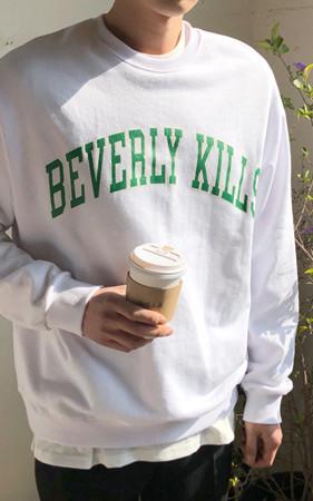 Beverly宽松款款运动衫