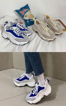 预购预售50% <br> Promus Ugly胶底帆布鞋