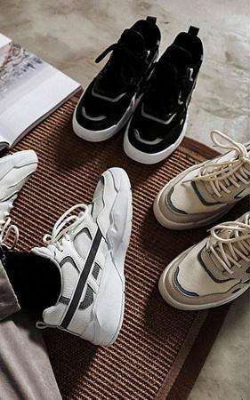 预购预售50% <br> New York Scotch胶底帆布鞋